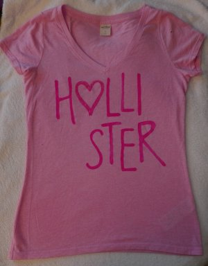 schönes neuwertiges Hollister Shirt