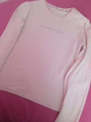 Tommy Hilfiger Oversized Shirt light pink