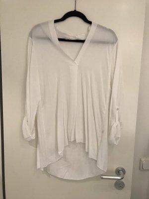 Slip-over Blouse white