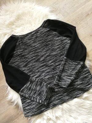 Schönes Oberteil schwarz weiß gr. s