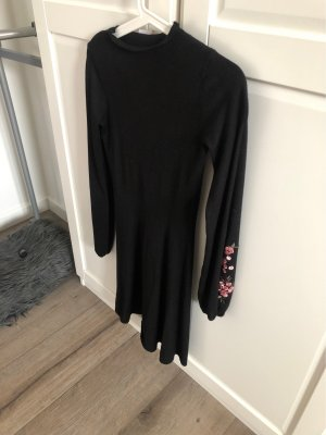 Orsay Knitted Dress black