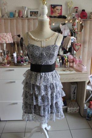 Schönes orsay Kleid mit Spitze