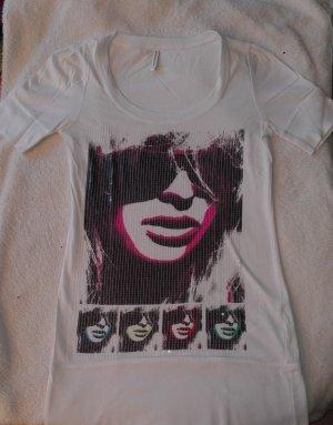 Schönes Pailletten T-Shirt