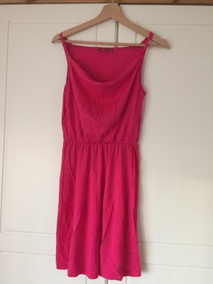 schönes pinkes Esprit Kleid
