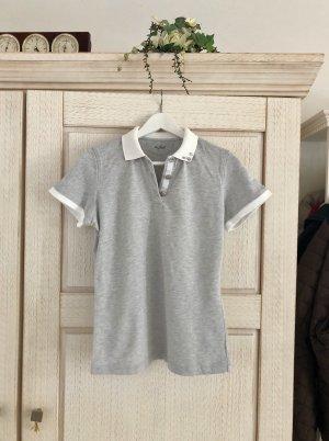 Schönes Polo-Shirt mit Perlen von Van Laack