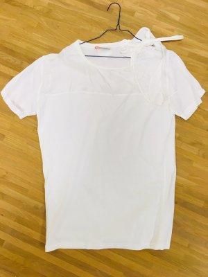 Prada T-shirt bianco Cotone
