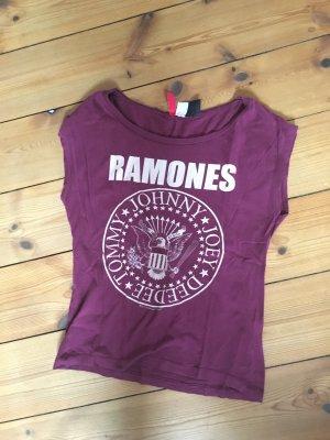 Schönes Ramones T-Shirt