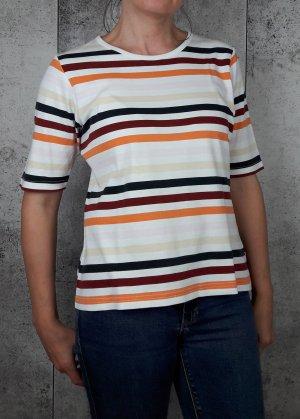 Schönes Retro Shirt gestreift von Lerros