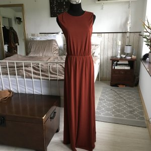 H&M Dress brown red-russet