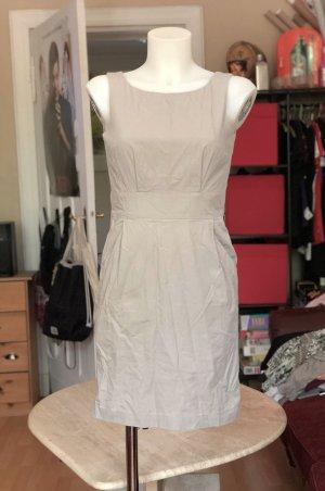 Schönes schlichtes beige H&M Kleid XS