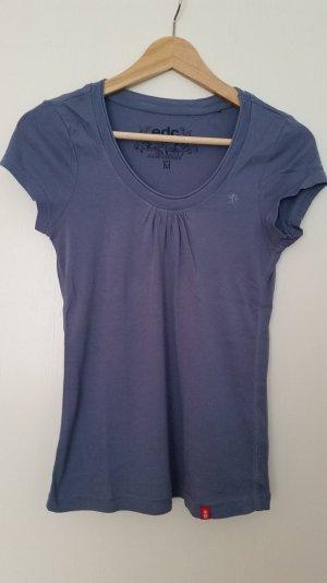 Schönes schlichtes T-Shirt von Edc Esprit in hellblau