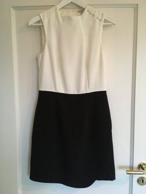 Schönes schwarz-weiß Kleid **sehr guter Zustand**