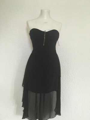 Schönes schwarzes Kleid von Club L