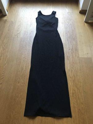 Schönes Schwarzes Maxikleidvon Amisu Größe 34