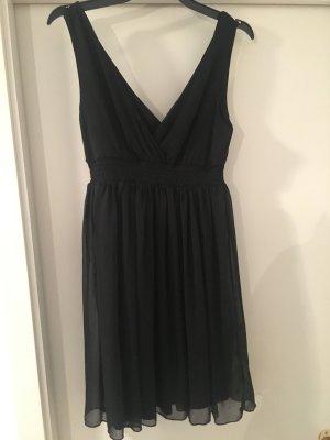 Schönes Schwarzes Minikleid gr M