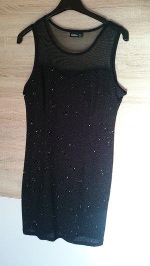 Schönes schwarzes stretch Kleid