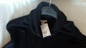 schönes schwarzes Strickkleid Umstandskleid XS 34 neu