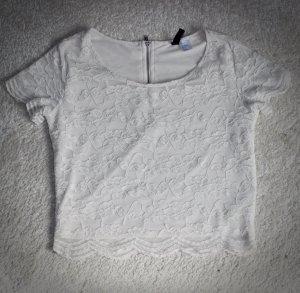 Schönes Shirt aus Spitze