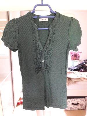H&M Shirt bos Groen-grasgroen