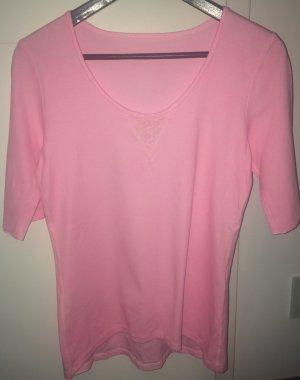 Schönes Shirt von Marc Cain. Größe N6(44) rosa top Zustand