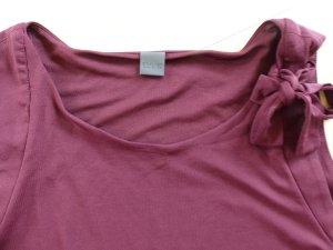 Schönes SIR OLIVER Shirt, Farbe: aubergine in Gr. 36