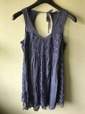 Abercrombie & Fitch Cut Out Dress multicolored