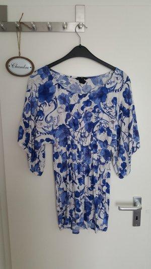 Schönes Sommerkleid mit Fledermausärmeln von H&M