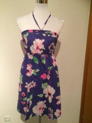 schönes Sommerkleid von H&M - Gr. 36, Blumenprint