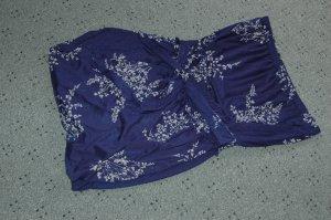 Schönes Sommerkleid von Mango Größe XL in schönem Blau