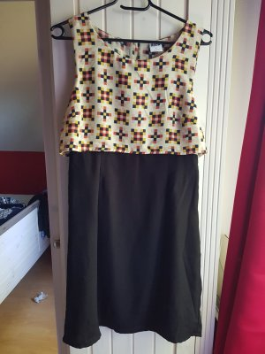 Vero Moda Vestido multicolor