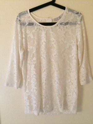 Clockhouse Camisa blanco