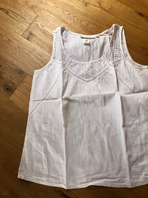 Hennes Collection by H&M Lace Top white