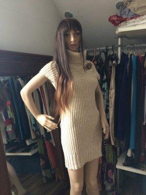 Schönes Strick Kleid, Longpulli