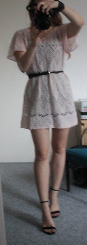 Schönes Strickkleid Pulloverkleid