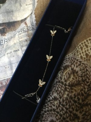 Schönes Swarovski Schmetterlingsarmband