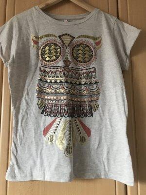 FB Sister Shirt met print veelkleurig