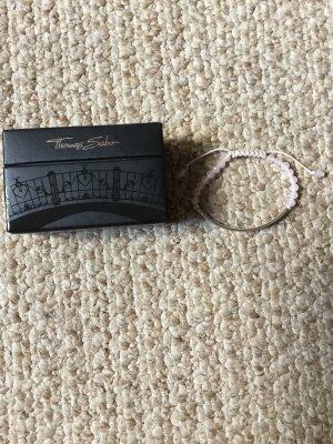 Schönes Thomas Sabo Armband rosenquarz 925er Silber