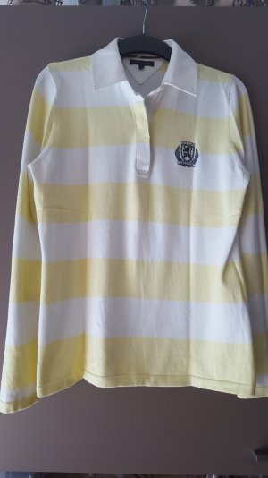 Schönes Tommy Hilfiger Polo Shirt, Pulli, langarm, XL