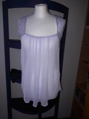 Schönes Top Bluse Shirt Vila Gr. S 36 NEU T-Shirt Büro leicht transparent