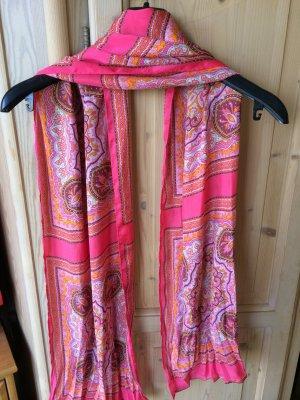 Schönes Tuch in tollen Farben