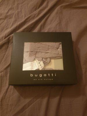 Bugatti Halsdoek grijs-bruin