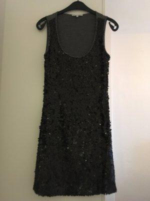Anna Field Sequin Dress black-anthracite