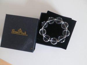 Schönes und wertiges Armband von Rosenthal aus Kristallglas