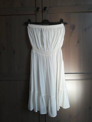 Schönes weißes H&M Strandkleid