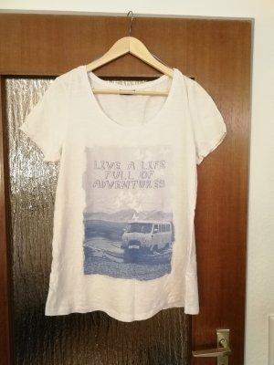 Schönes weißes T-Shirt von Street One