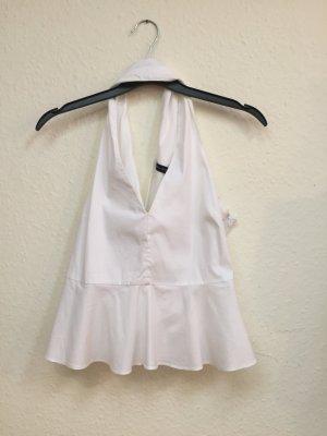 Schönes, weißes Zara-Top