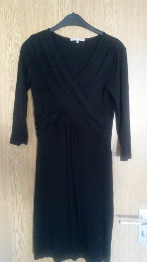 Anna Field Vestido cruzado negro