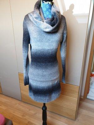 Colours of the World Vestido de lana multicolor