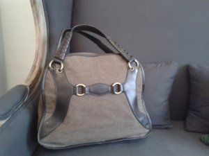 Esprit Carry Bag brown-black brown