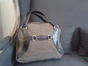 Schokobraune Handtasche von Esprit